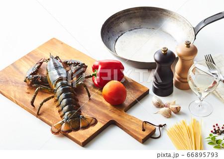 ロブスター キッチンイメージ 66895793