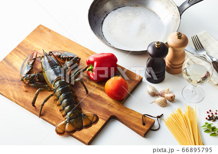 ロブスター キッチンイメージ 66895795