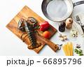 ロブスター キッチンイメージ 66895796