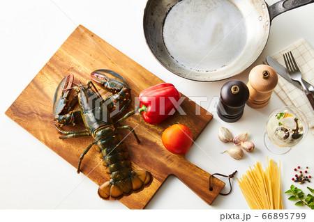 ロブスター キッチンイメージ 66895799