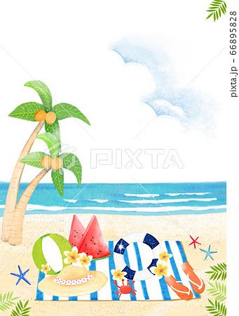 夏休み サマーバケーション  66895828