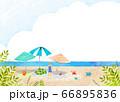 夏休み サマーバケーション  66895836