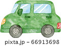 緑の車 66913698