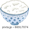茶碗一杯のごはん 66917074