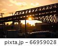 【大阪】ナナガンの夕景 66959028