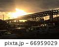 【大阪】ナナガンの夕景② 66959029