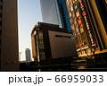 【大阪】梅田の夕景 66959033