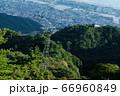 【兵庫】六甲山からの景色 66960849