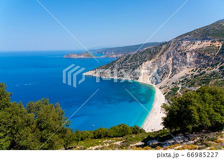【ギリシャ】ミルトスビーチ 66985227