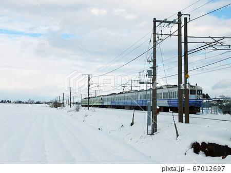 雪景色 67012697
