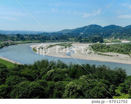 信濃川 67012702