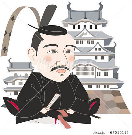 姫路城と池田輝政 67019115
