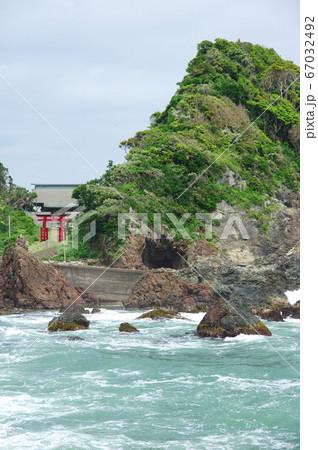 厳嶋神社(千葉県鴨川市) 67032492