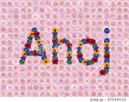 花「こんにちは(チェコ語_A)」(フラゴナール) 67059510