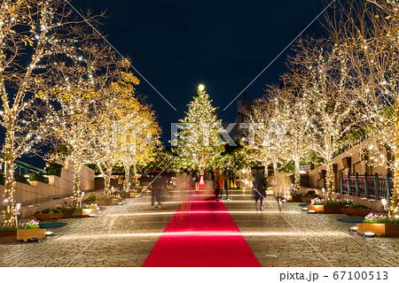 恵比寿ガーデンプレイス・ウィンターイルミネーション(東京都渋谷区)12月 67100513