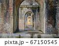 京都の南禅寺の水路閣 67150545