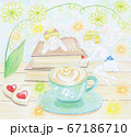 天使のラテアート 67186710