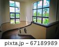 古い学校の階段(滋賀県・豊郷小学校旧校舎) 67189989