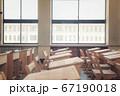 古い学校の教室(滋賀県・豊郷小学校旧校舎) 67190018