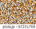 Background from medical bottles with drugs 67231768