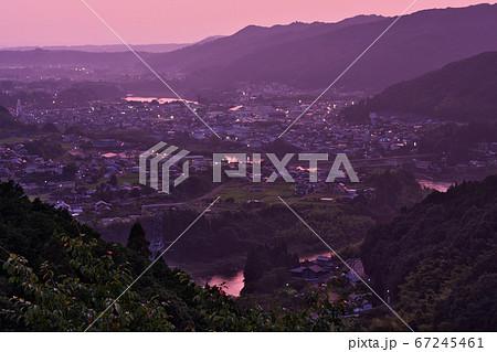 岐阜県八百津町 人道の丘公園からの展望 67245461