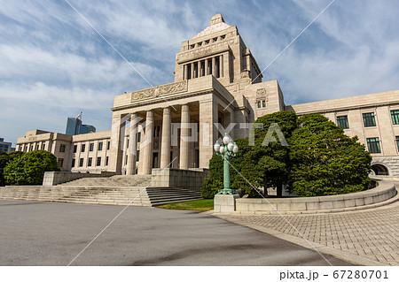 国会議事堂の特別公開(東京都千代田区) 67280701