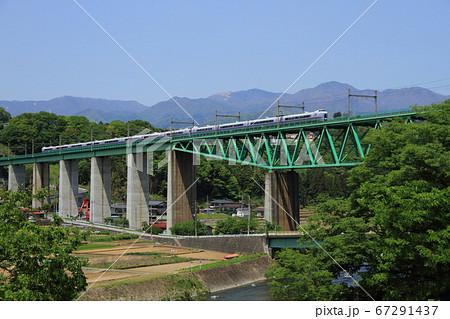 特急「スーパーあずさ」_2014/5/10撮影 67291437