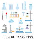 理科の実験器具セット 67301455
