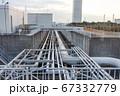 工場の配管(神奈川県横浜市) 67332779