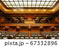 国会議事堂の本会議室(東京都千代田区) 67332896