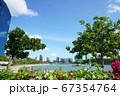 タイ王国バンコク、アソーク駅近く、ベンジャキティ公園 67354764