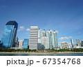 Cityscapes of Bangkok, Thailand(バンコク都の街並み) 67354768