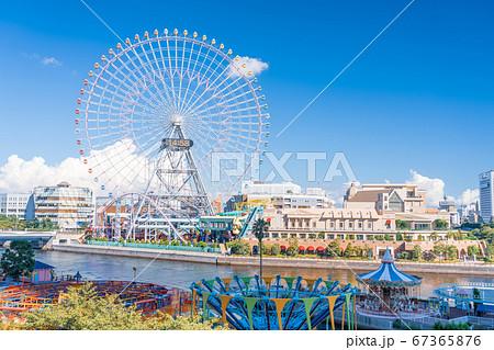 神奈川県 横浜市 みなとみらい 横浜コスモワールド 67365876