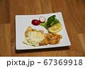 夕食のチキン南蛮 67369918