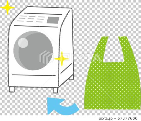 用滾筒洗衣機清洗我的書包 67377600