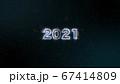 パークルな2021のオープニングタイトル 67414809