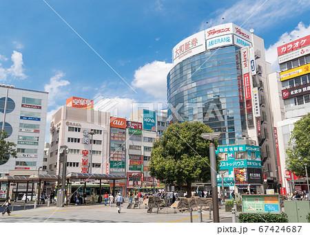 駅前風景 赤羽駅 67424687