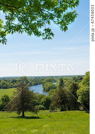 リッチモンドヒルからの眺め イギリス ロンドン郊外 67458033