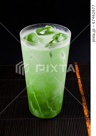 美味しいアイス抹茶ラテや抹茶ソイラテ 67462677