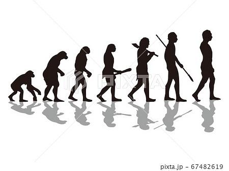 人類の進化 67482619