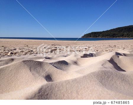 【オーストラリア】ヌーサ国立公園の砂浜 67485865