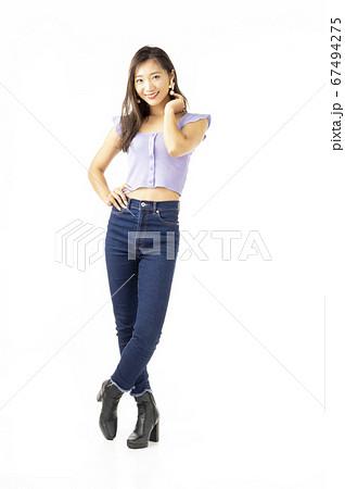 20歳代女性 67494275