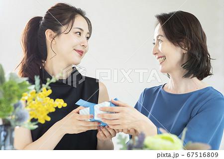 母と娘 67516809