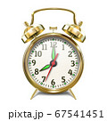 Alarm clock with bells 67541451