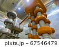 研究所の巨大実験設備(茨城県つくば市) 67546479