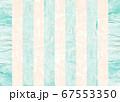 和紙みたいなアブストラクト グリーンとベージュの縦縞 67553350