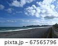 四国のサーフスポット 台風シーズン 67565796