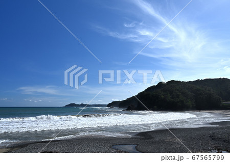 四国のサーフスポット 台風シーズン 67565799
