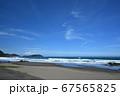 四国のサーフスポット 台風シーズン 67565825