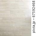木目調フローリングのパターン 67592468